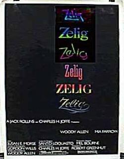 Zelig Movie Poster