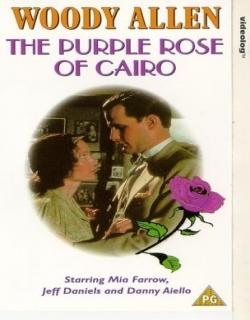 The Purple Rose of Cairo (1985) - English