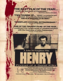 Henry: Portrait of a Serial Killer Movie Poster