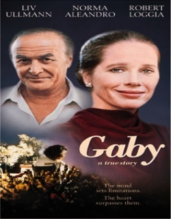 Gaby: A True Story Movie Poster