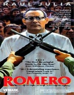 Romero (1989) - English