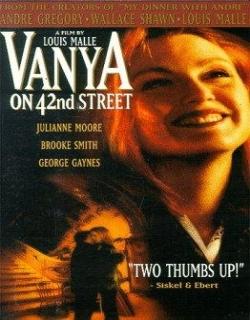 Vanya on 42nd Street Movie Poster