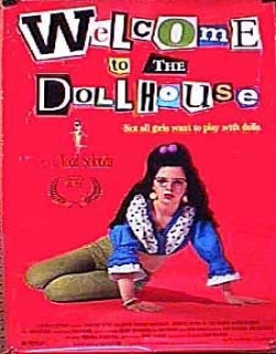 Welcome to the Dollhouse Movie Poster