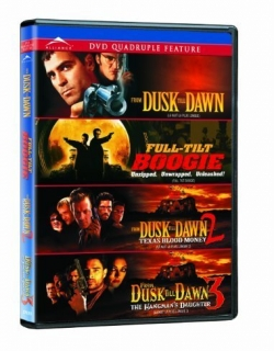 From Dusk Till Dawn Movie Poster