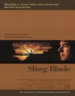 Sling Blade (1996) - English