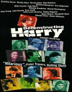 Deconstructing Harry (1997) - English