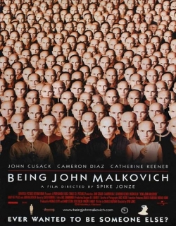 Being John Malkovich (1999) - English