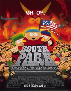 South Park: Bigger Longer & Uncut (1999) - English