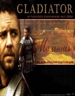 Gladiator Movie Poster