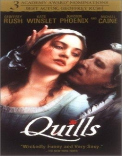 Quills (2000) - English