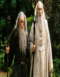 The Lord of the Rings: The Fellowship of the Ring (2001) - English
