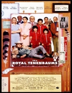 The Royal Tenenbaums (2001) - English