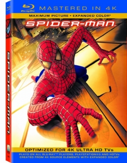 Spider-Man (2002) - English
