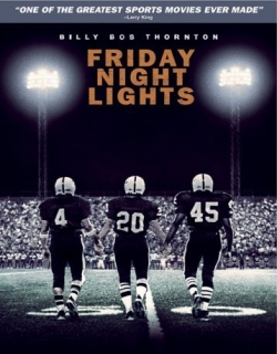 Friday Night Lights Movie Poster
