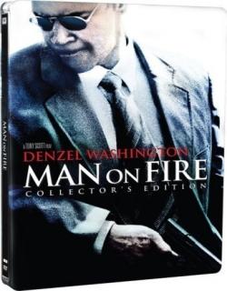 Man on Fire (2004) - English