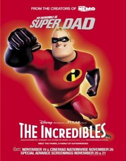 The Incredibles (2004) - English