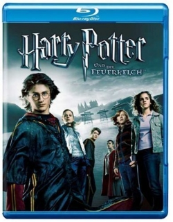 Harry Potter and the Goblet of Fire Movie Poster