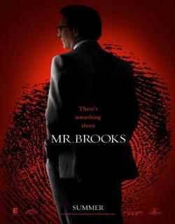 Mr. Brooks (2007) - English
