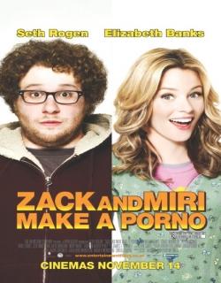 Zack and Miri Make a Porno Movie Poster