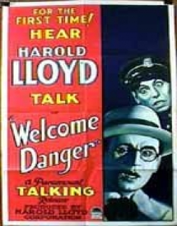 Welcome Danger Movie Poster