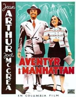 Adventure in Manhattan (1936)