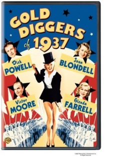 Gold Diggers of 1937 Movie Poster
