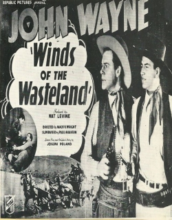 Winds of the Wasteland Movie Poster