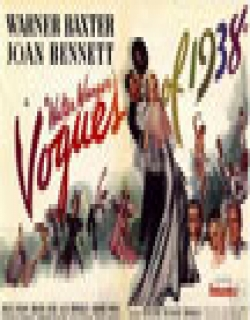 Vogues of 1938 Movie Poster