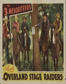 Overland Stage Raiders (1938)