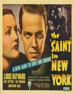 The Saint in New York (1938) - English