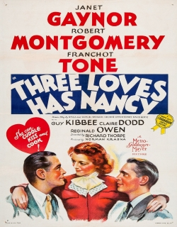 Three Loves Has Nancy (1938) - English