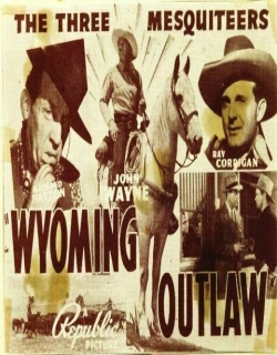 Wyoming Outlaw Movie Poster