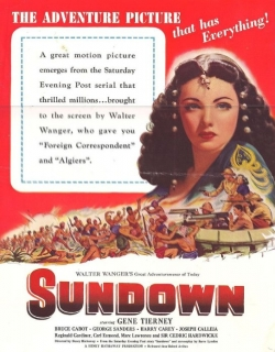 Sundown (1941) - English