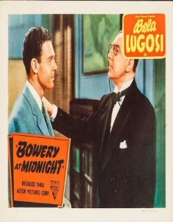 Bowery at Midnight (1942) - English