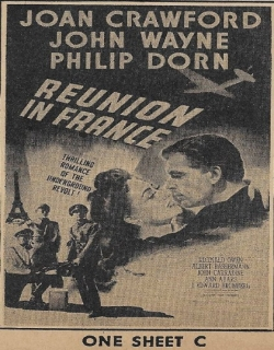 Reunion in France (1942) - English