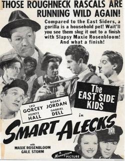 Smart Alecks (1942) - English
