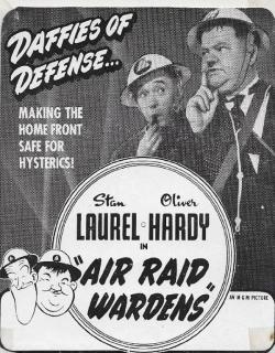 Air Raid Wardens (1943) - English
