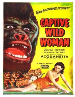 Captive Wild Woman (1943) - English