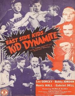 Kid Dynamite (1943) - English