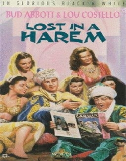 Lost in a Harem (1944) - English