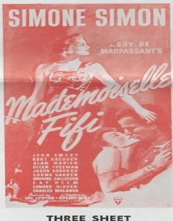 Mademoiselle Fifi (1944) - English