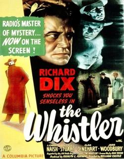 The Whistler (1944) - English