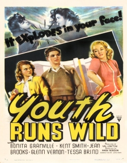 Youth Runs Wild Movie Poster
