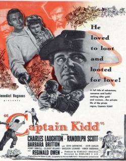 Captain Kidd (1945) - English