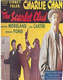 The Scarlet Clue (1945) - English