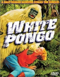 White Pongo Movie Poster