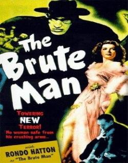 The Brute Man (1946) - English