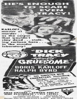 Dick Tracy Meets Gruesome (1947) - English