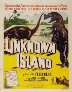 Unknown Island (1948) - English