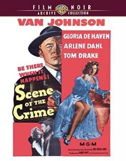 Scene of the Crime (1949) - English